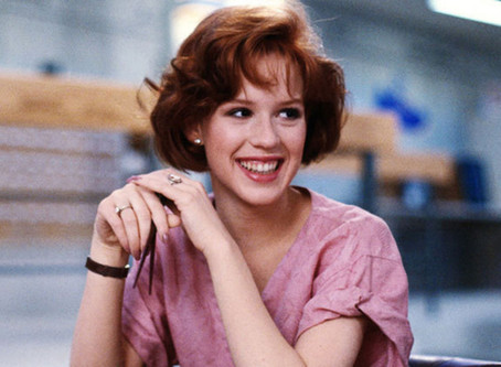 Summer Ice Cream Dream Vol. VII: That Time I Met Molly Ringwald