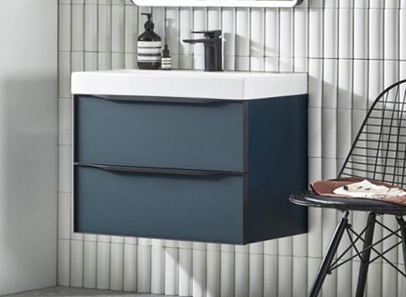 Small Bathroom? Maximise Your Space With A Wall Hung Vanity Unit