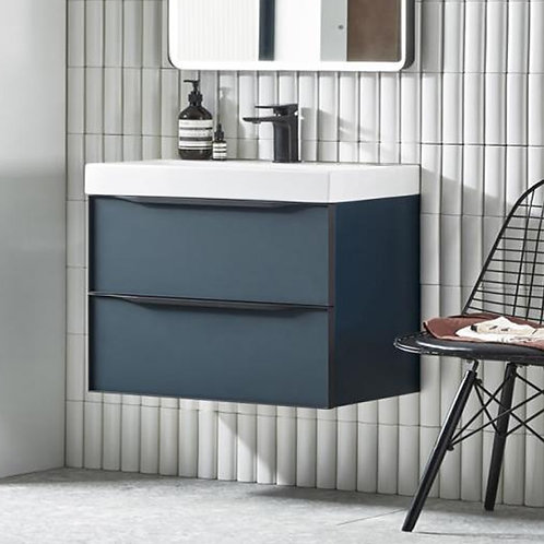 Roper Rhodes 800mm Frame Wall Vanity Unit Blue
