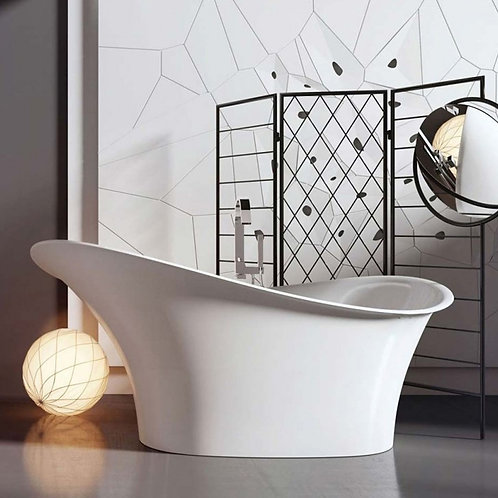 Curve 1750mm Freestanding Bath