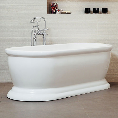 Mollie Freestanding Acrylic Bath
