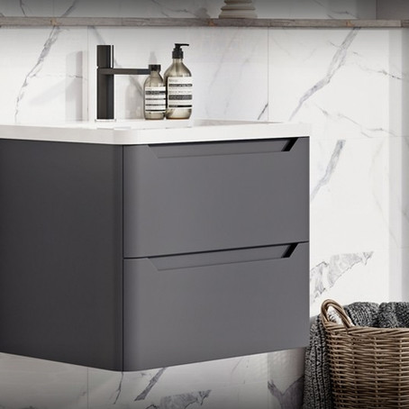Save Space With Wall Hung Vanity Units