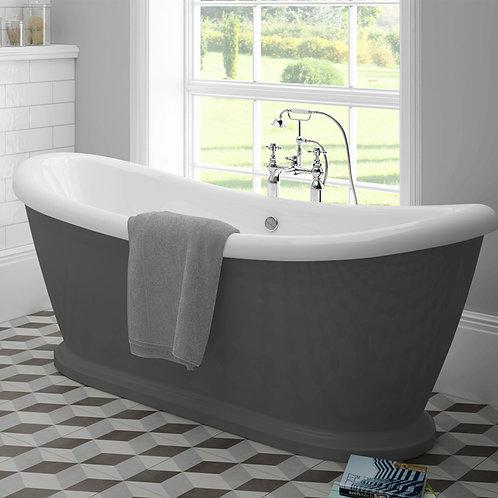 Alexander Grey 1770 Double Ended Freestanding Bath