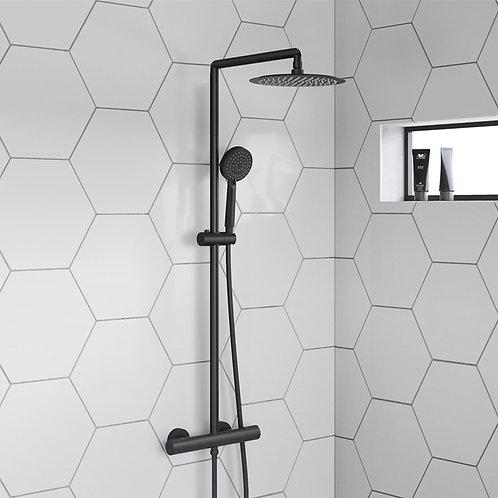 Nero Black Shower Kit