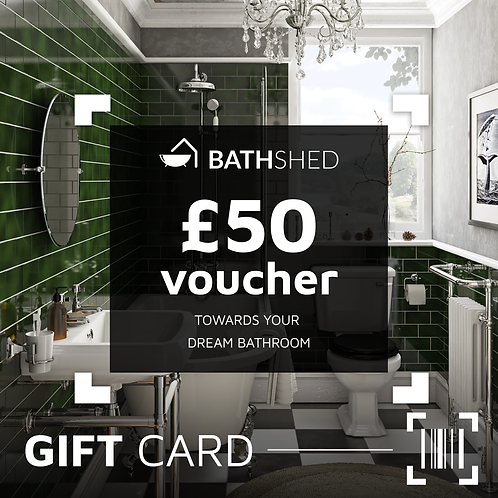 £50 Bathshed Gift Voucher