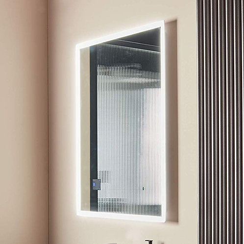 Fable Bluetooth Illuminated Mirror With Spotify