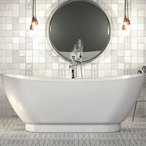 Bari 1750mm Freestanding Bath
