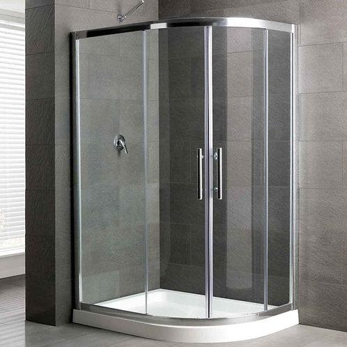 Livari Offset Quadrant Shower Doors