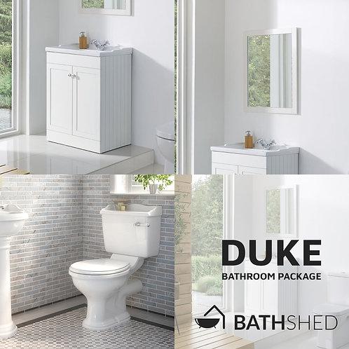 Duke Bathroom Package