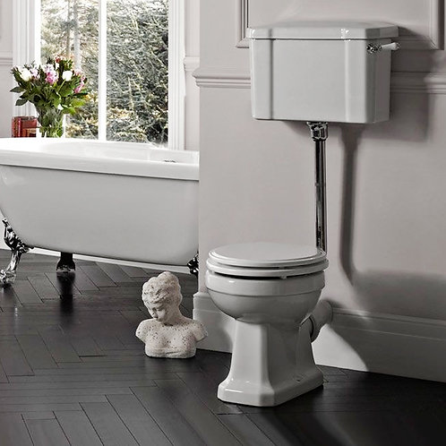Vitoria Close Coupled Toilet