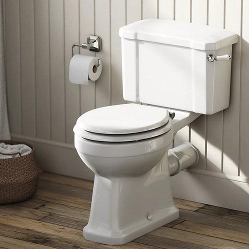 Kensington Close Coupled Toilet Pan