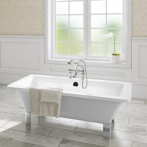 Kubix 1700mm Freestanding Bath