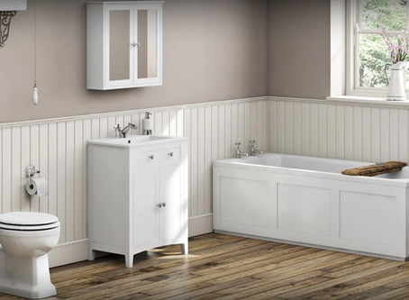 Buying Guide for freestanding vanity units