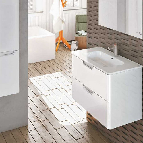 Lyon White 60 Vanity Unit