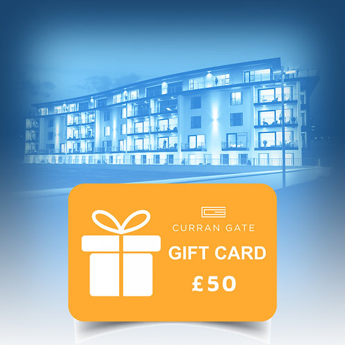 £50 Gift Voucher For Curran Gate