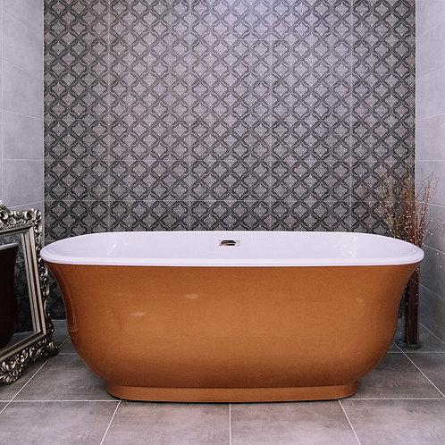 Livari Clodagh Copper Freestanding Bath