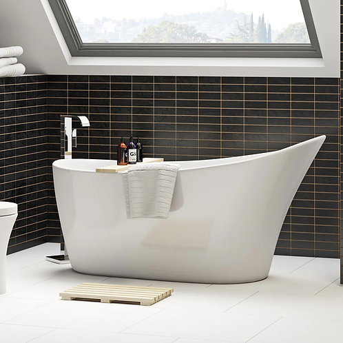 Varello 1680mm Freestanding Bath