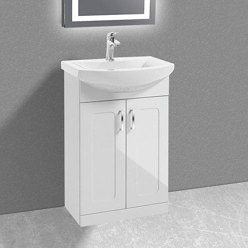 Bristol Vanity Unit & Basin White