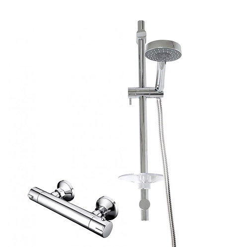 JAY T-Bar Thermostatic Shower Kit
