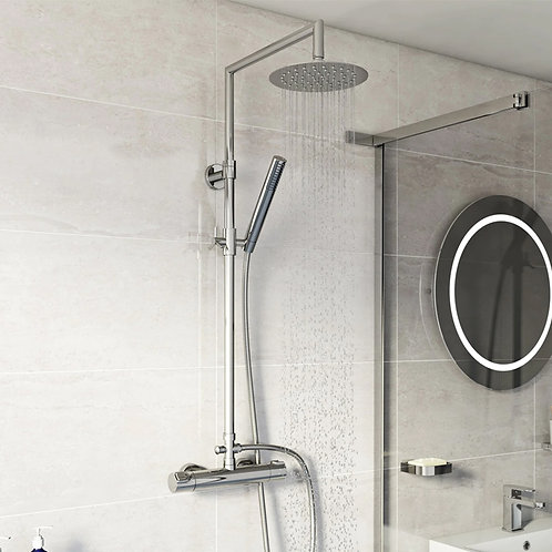 URSA Thermostatic Shower Kit