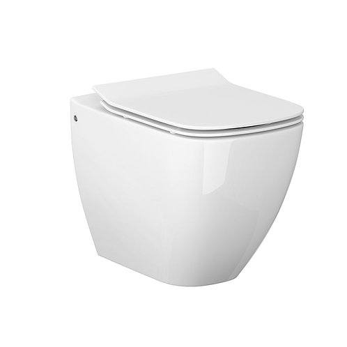 Tero Wall Hung Toilet & Soft Close Seat