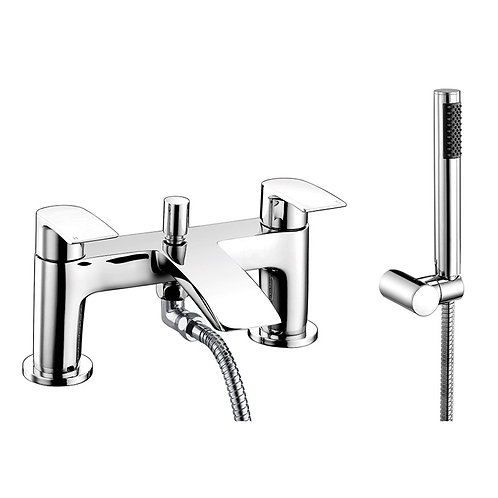 Wave Bath Shower Mixer and Kit