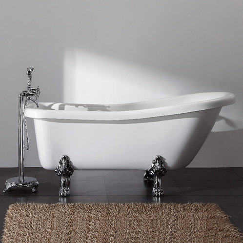 Viceroy 1530mm Freestanding Bath