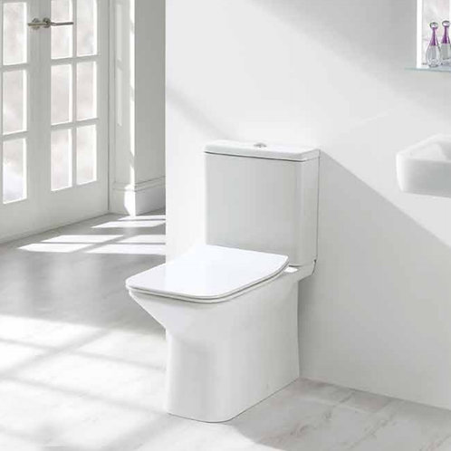 Tampa Close Coupled Toilet