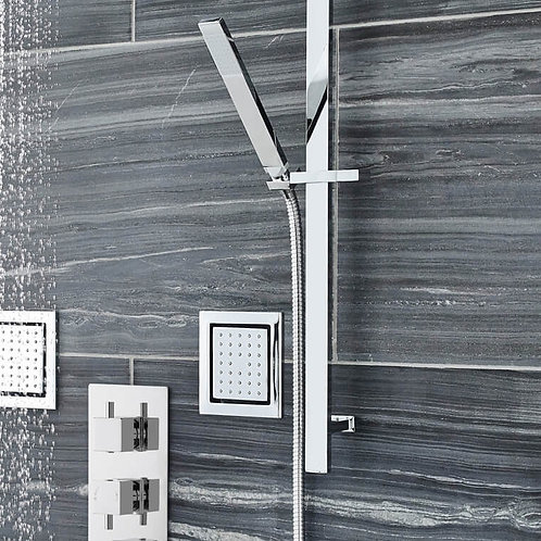 Ayre Thermostatic Concealed Shower Kit