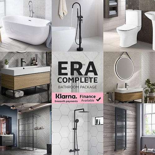 Era Complete Bathroom Package