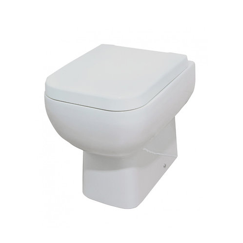Series 700 Back to Wall Toilet & Soft Close Seat