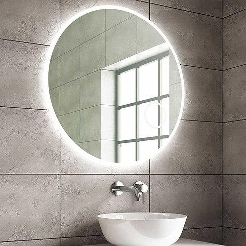 Novara Round LED Mirror 800mm