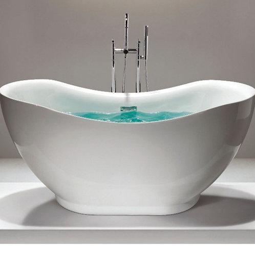 Hilton 1700mm Freestanding Bath
