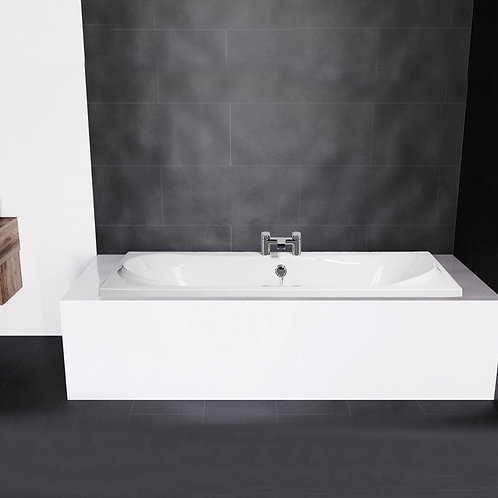 Strato 1800 Double Ended Bath