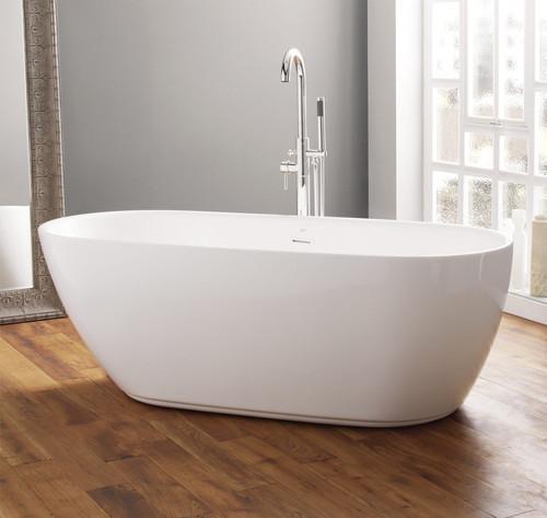 Adonis 1675mm Freestanding Bath Bathshed