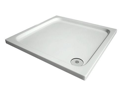 Square Slimline Shower Tray