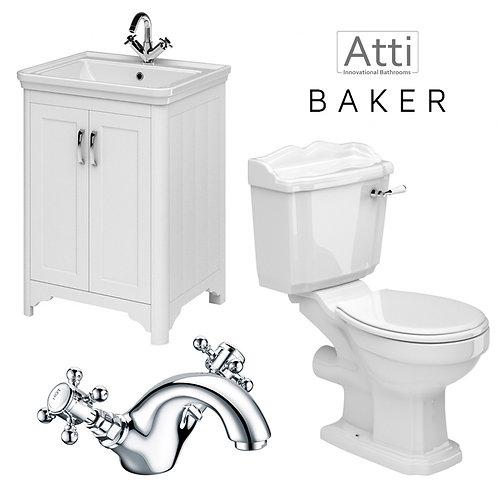 Baker Bathroom Package Deal