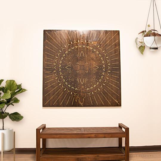 Lotus Mandala by ANAITTE