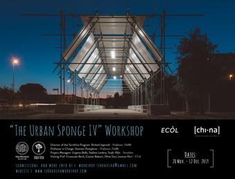 """The Urban Sponge IV"" | TerraViva WS n°3 | Prato/Florence + Milan"