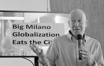 """Big Milano: The privatization of the public realm"" 