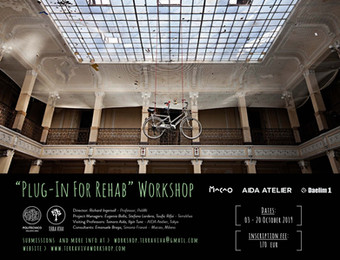 "APPLICATION OPEN | ""Plug-in 4 Rehab"" 