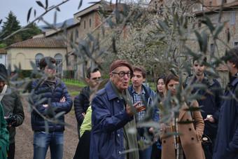 """THE URBAN SPONGE"" | Terra Viva Workshop n° 9 | 12-15 + 16-19 April 2018 | Prato + Florence"