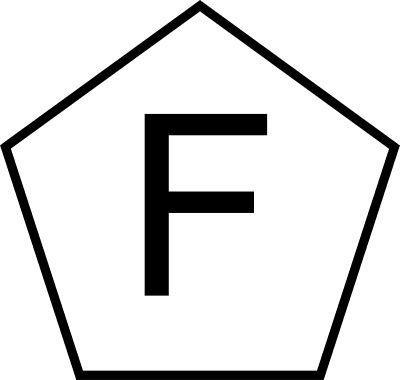 pruefzeichen f