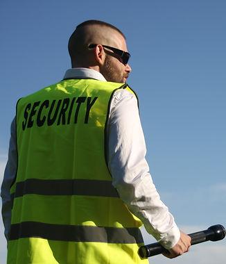 Arbeiten im Sicherheitsdienst