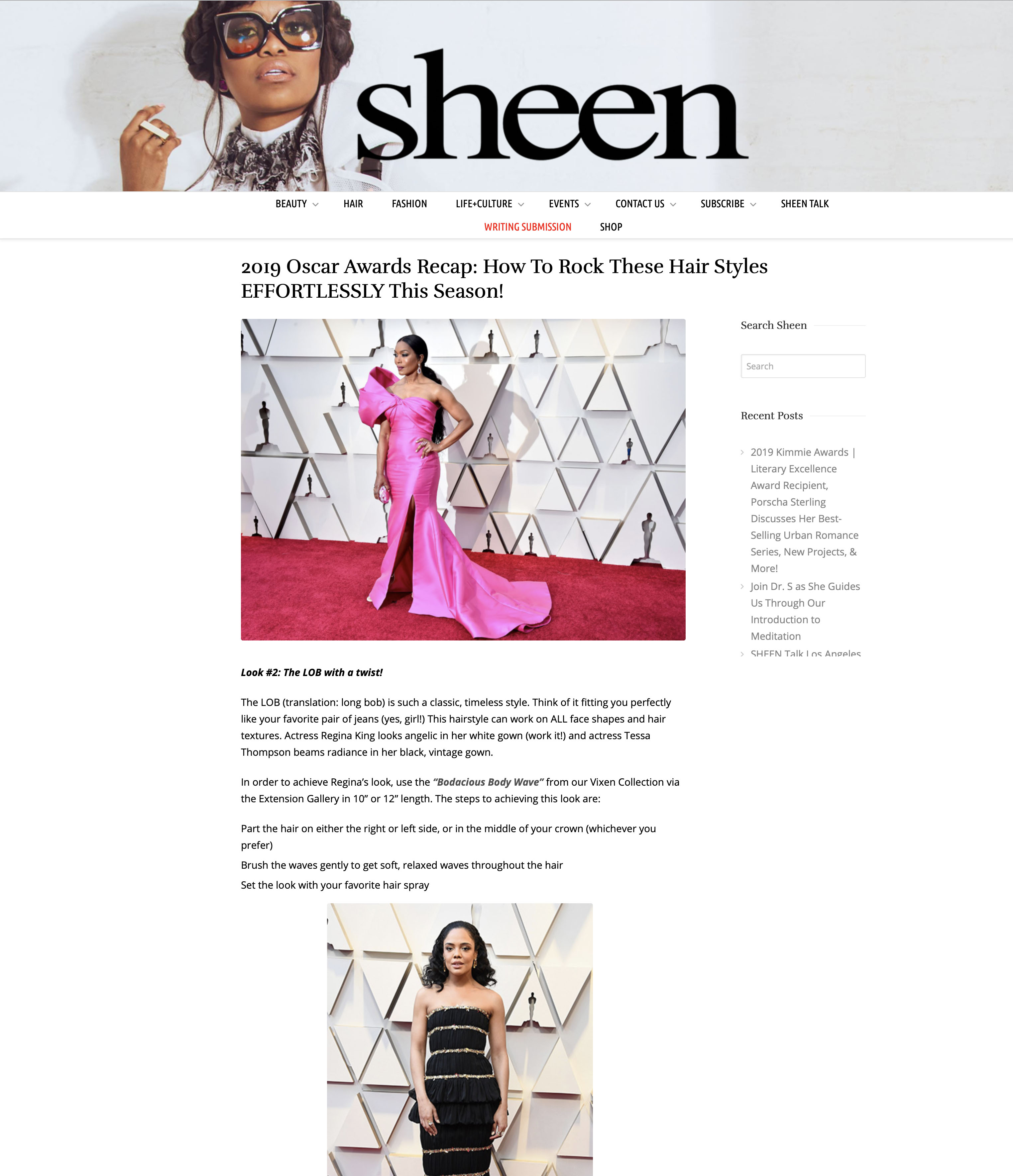 Sheen Mag