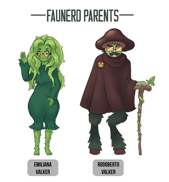 Faunerd's Parents