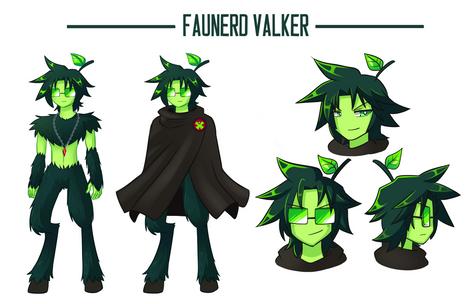 Faunerd Valker