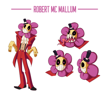 Robert MC Mallum