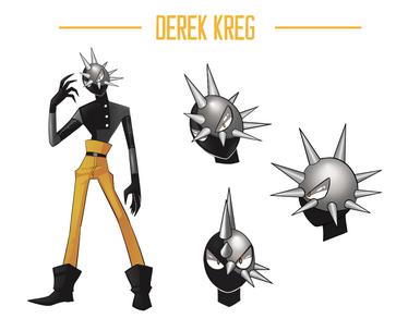 Derek Kreg