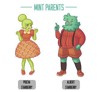 Mint's Parents